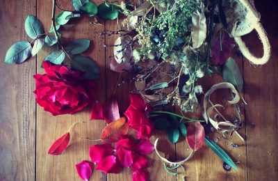 Birthing a deeper connection to myself and to the land – a sacred ritual to celebrate the cycles